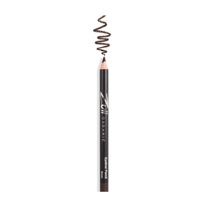 Zuii Organic Brown Eyeliner for Easy Application, Suitable for Sensitive Eyes