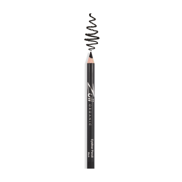 Zuii Organic Black Eyeliner for Easy Application, Suitable for Sensitive Eyes