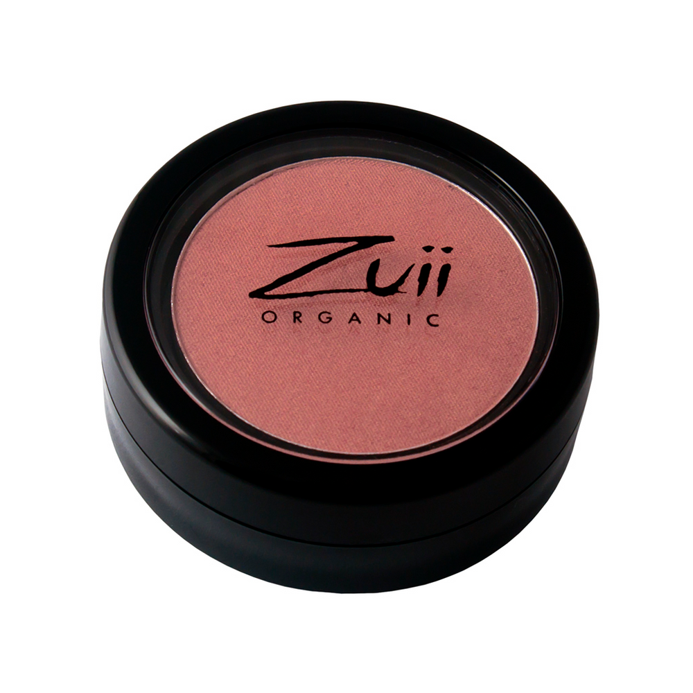 Warm Toned Blush - Zuii Organic Flora Blush, Grapefruit