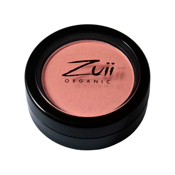 Neutral Toned Blush - Zuii Organic Flora Blush, Peach