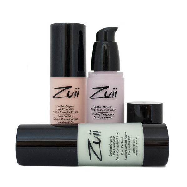 Zuii Organic Colour Corrective Primer to Correct Redness, Dullness, Pigmentation and Dark Circles