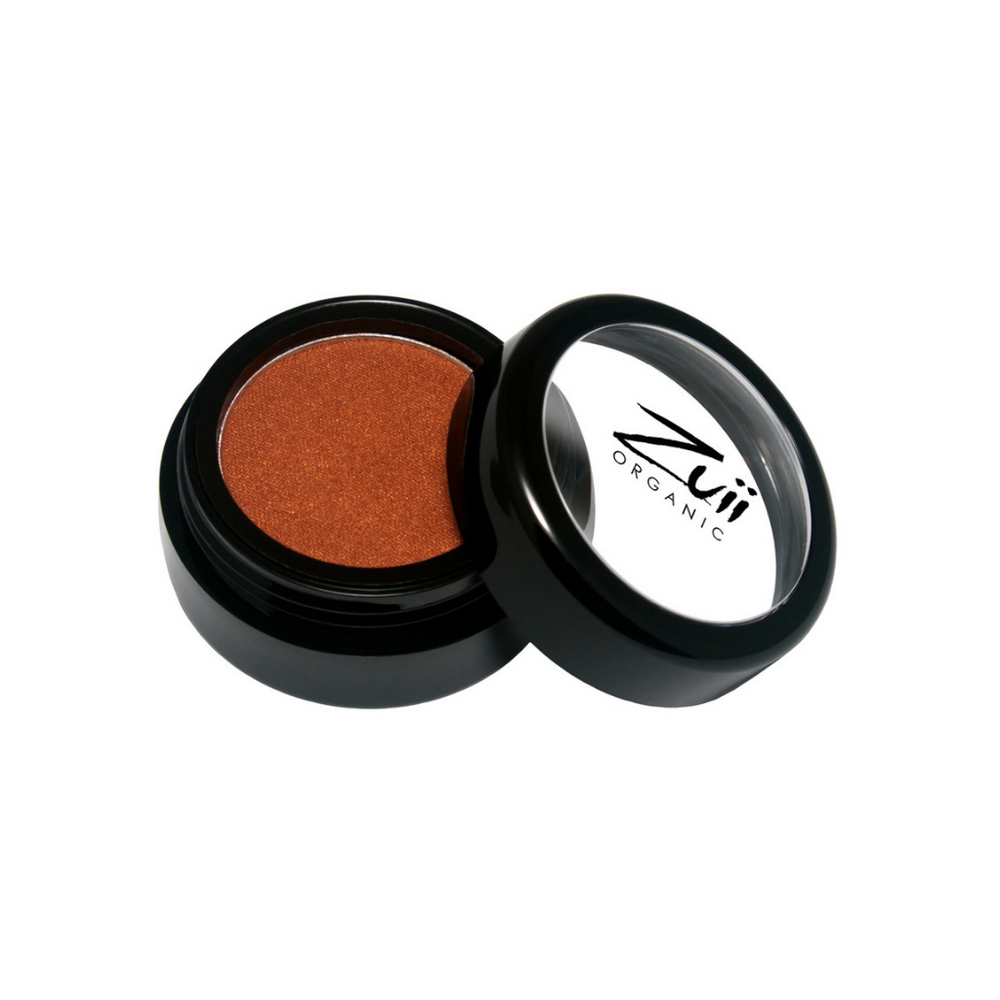 Zuii Organic Orange Eyeshadow (Brownie)