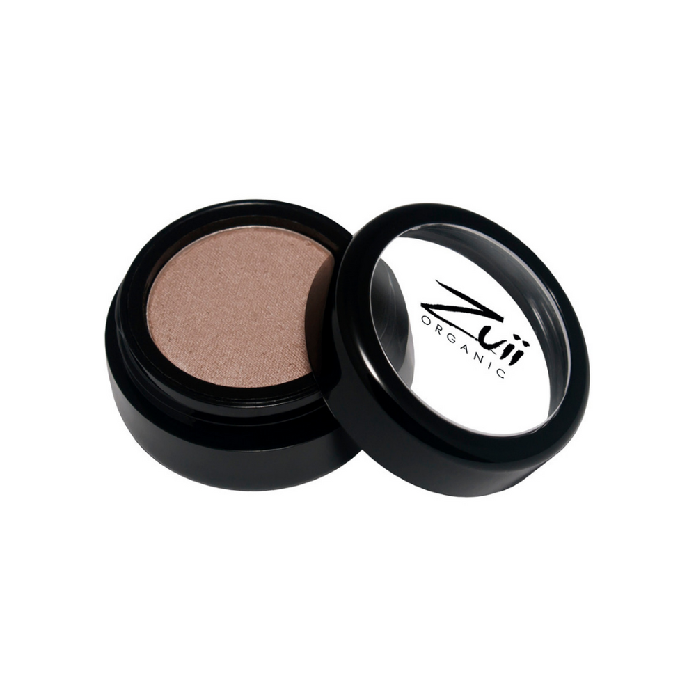 Zuii Organic Light Brown Eyeshadow (Chestnut)