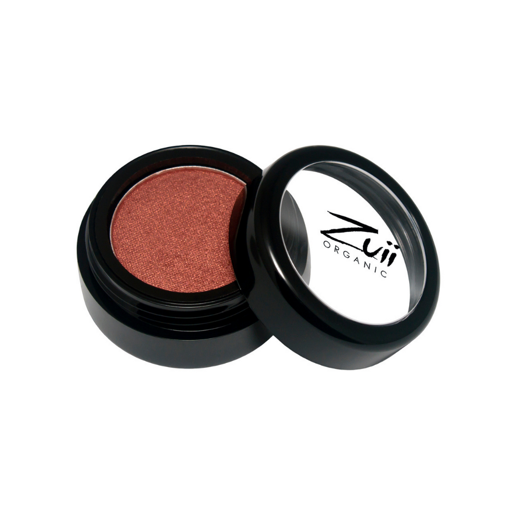 Zuii Organic Orange Eyeshadow (Flame)