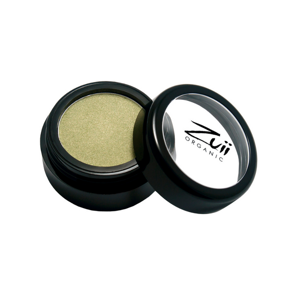Zuii Organic Light Green Eyeshadow (Forest)
