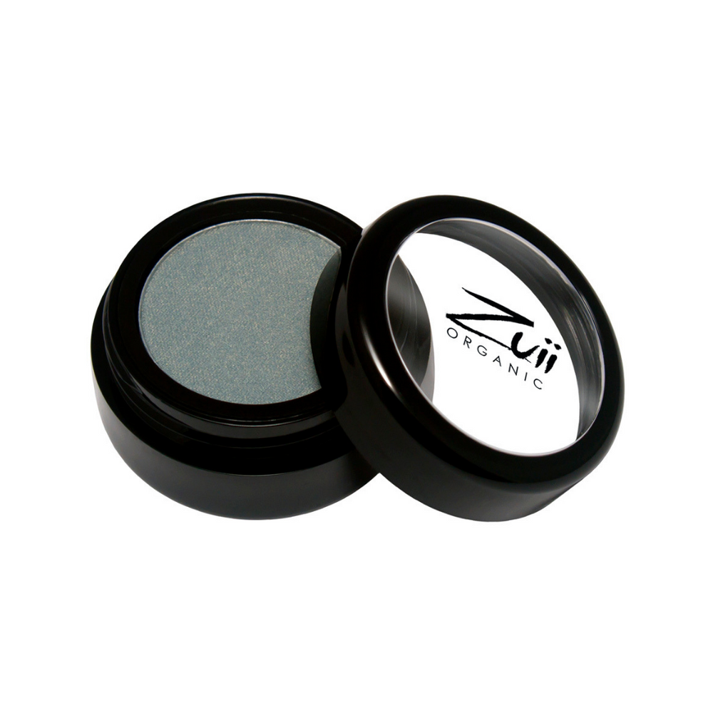 Zuii Organic Light Blue Eyeshadow (Mermaid)