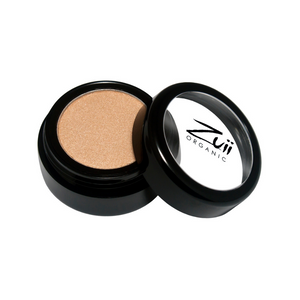 Load image into Gallery viewer, Zuii Organic Creme Eyeshadow (Mustard)