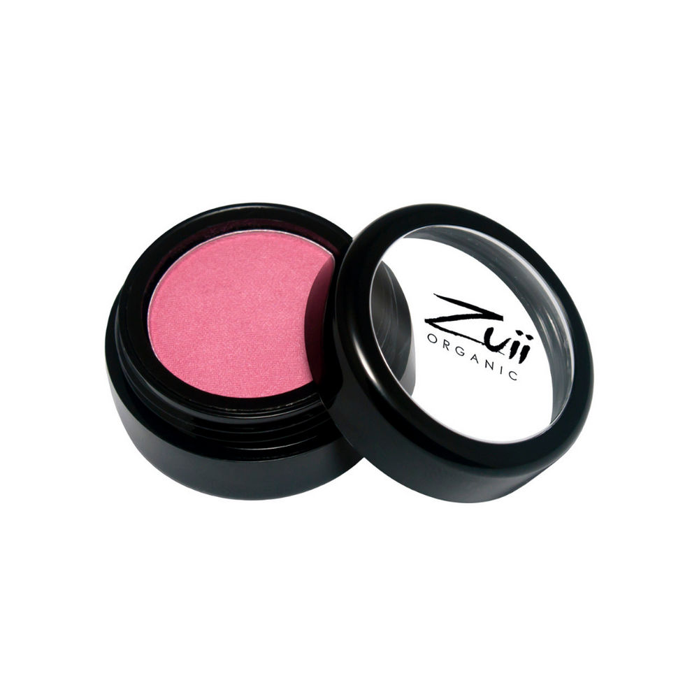 Load image into Gallery viewer, Zuii Organic Pink Eyeshadow (Raspberry)