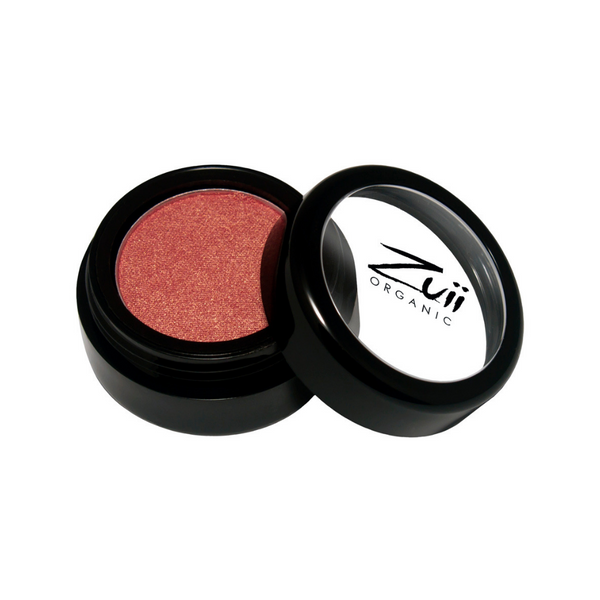 Zuii Organic Warm Pink Eyeshadow (Rose Mist)