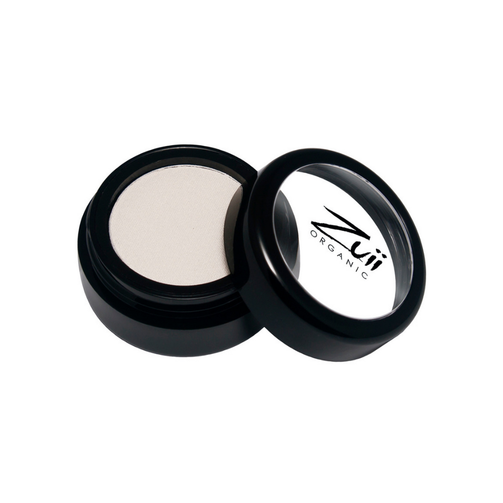 Load image into Gallery viewer, Zuii Organic White Eyeshadow (Vanilla Frost)