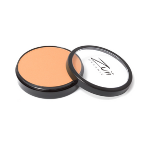 Zuii Organic Flora Powder Foundation With Cool Tones (Cashew)