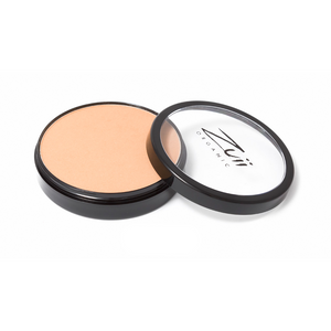 Load image into Gallery viewer, Zuii Organic Flora Powder Foundation With Warm Tones (Creme)