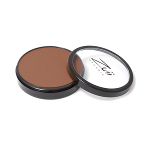 Load image into Gallery viewer, Zuii Organic Flora Powder Foundation With Warm Tones (Earth)