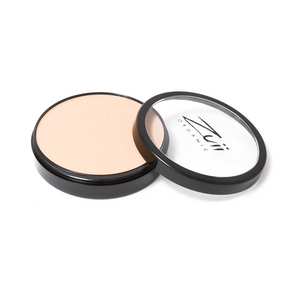 Load image into Gallery viewer, Zuii Organic Flora Powder Foundation With Cool Tones (Milk)