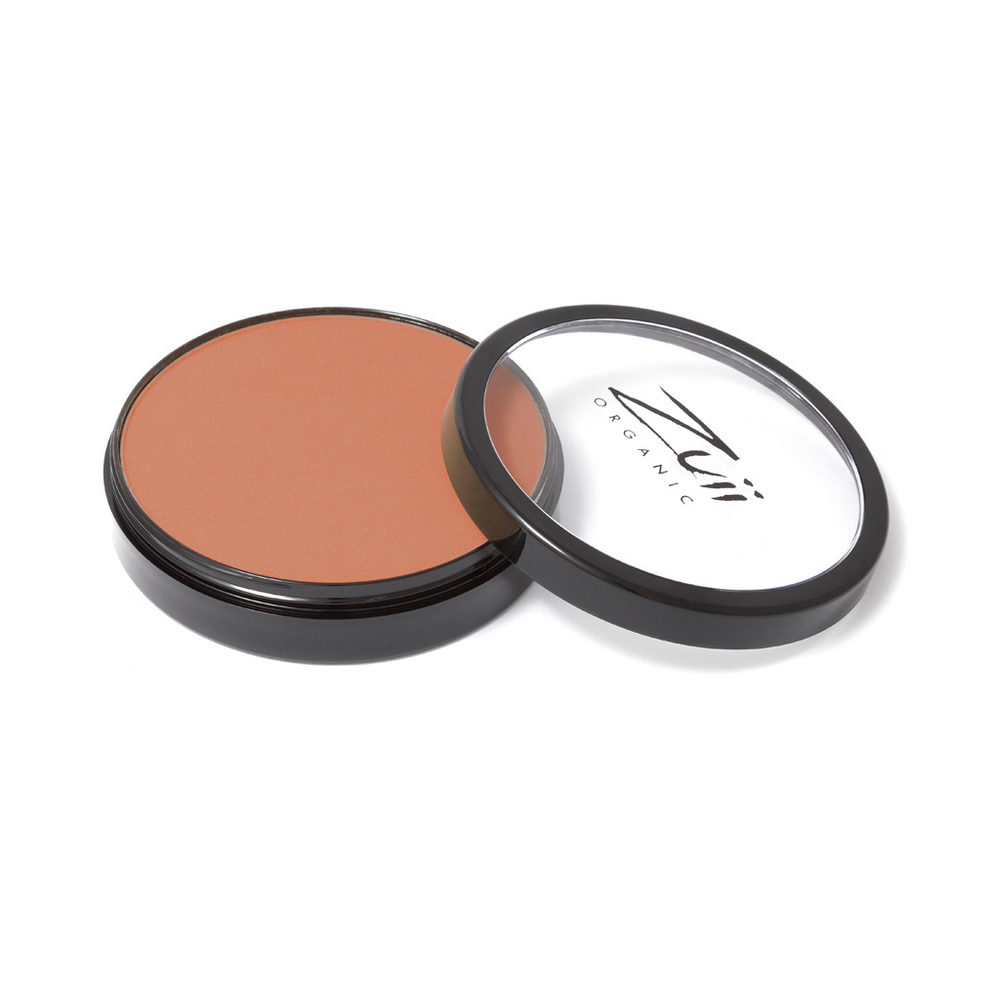 Load image into Gallery viewer, Zuii Organic Flora Powder Foundation With Cool Tones (Peanut)