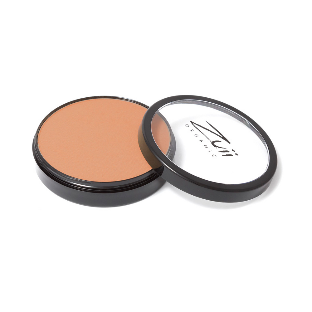 Zuii Organic Flora Powder Foundation With Neutral Tones (Pecan)