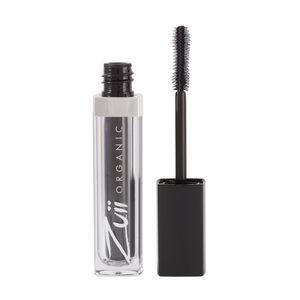 Zuii Organic Black Length Mascara for Natural Definition
