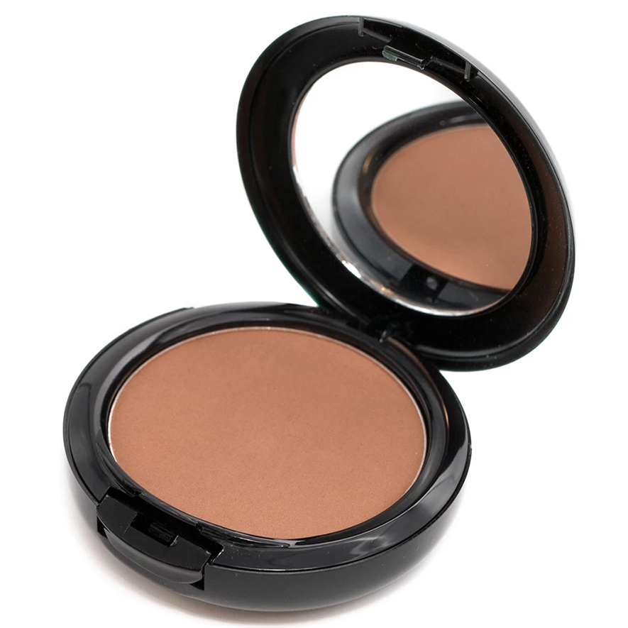 Zuii Organic Powder Contour Bronzer for Natural Definition