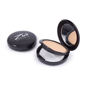 Load image into Gallery viewer, Zuii Organic Pore Blurring Powder Foundation