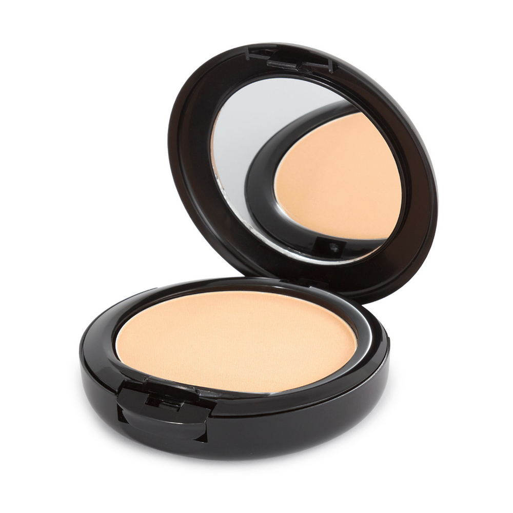 Warm Light Natural Powder Foundation
