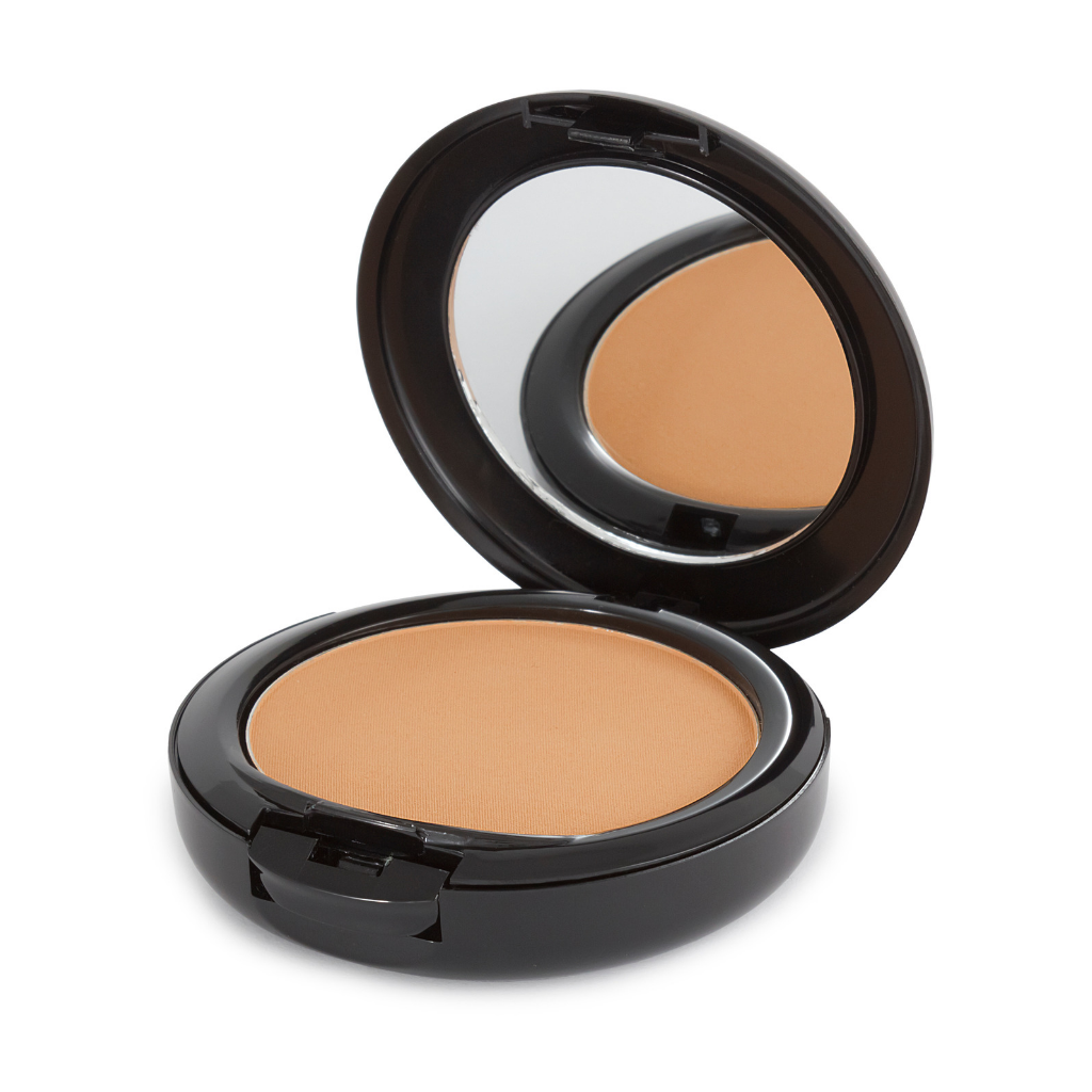 Warm Dark Natural Powder Foundation