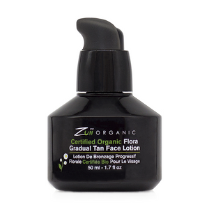 Load image into Gallery viewer, Zuii Organic Vegan, Cruelty Free, Moisturising Gradual Tan Face Lotion