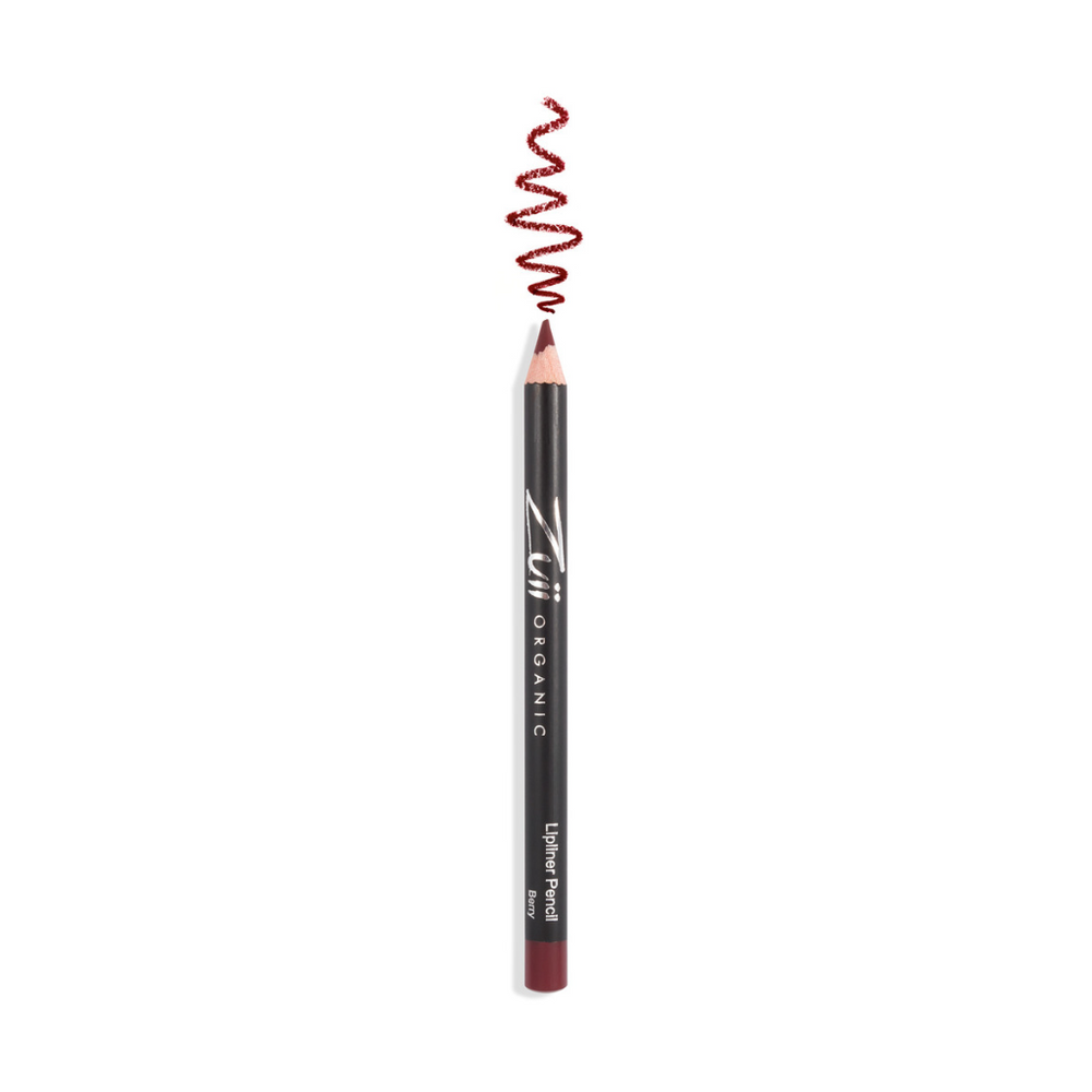 Zuii Organic Plum Lipliner Pencil to Naturally Define Lip Line