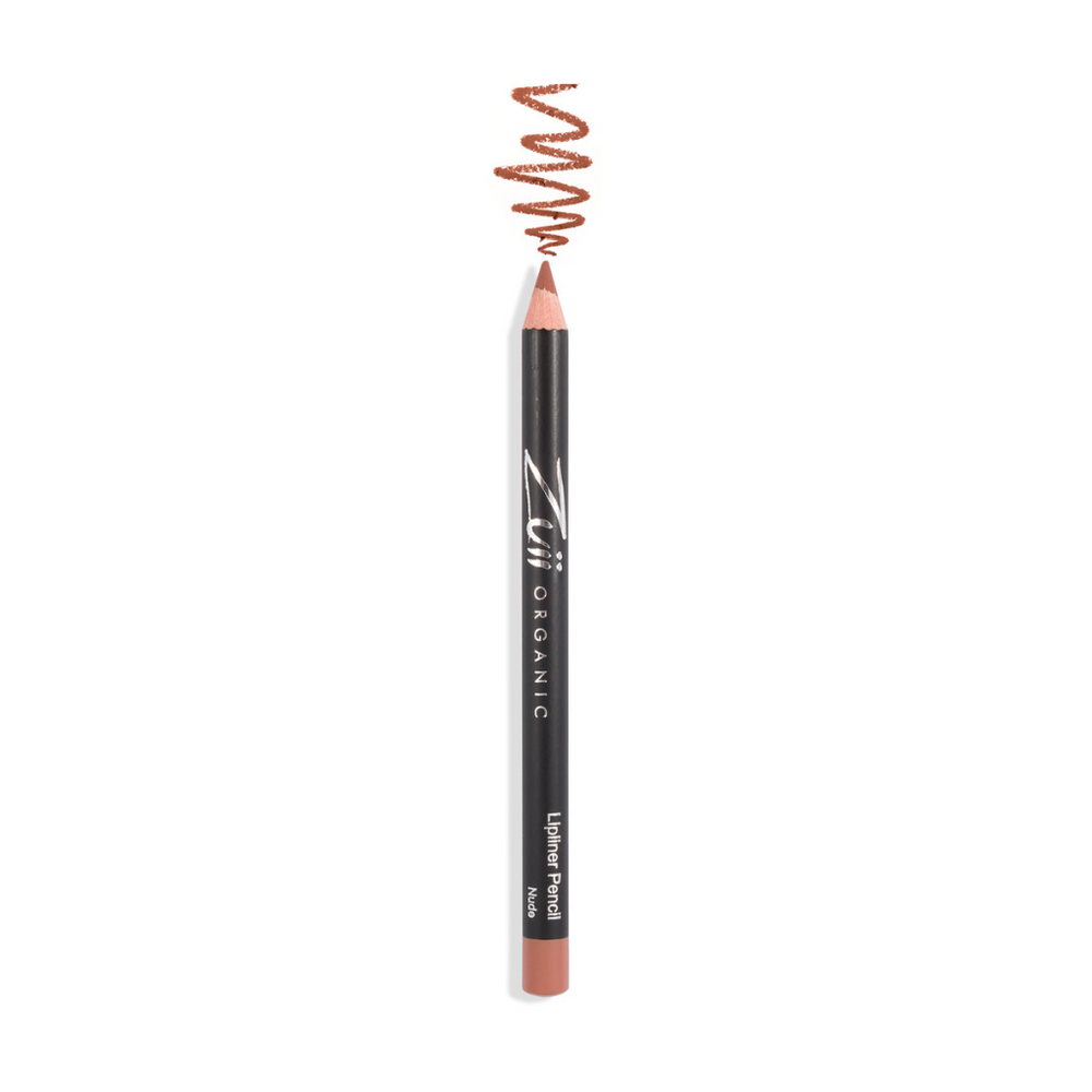 Zuii Organic Nude Lipliner Pencil to Naturally Define Lip Line