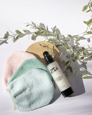 Microfibre Mitts + Make Up Remover Bundle