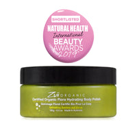 Certified Organic Flora Hydrating Body Polish