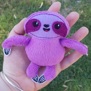 Custom Pocket Sloth