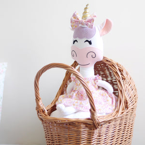 Custom Girl Unicorn