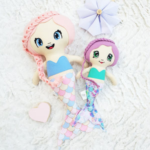 Custom Mermaid