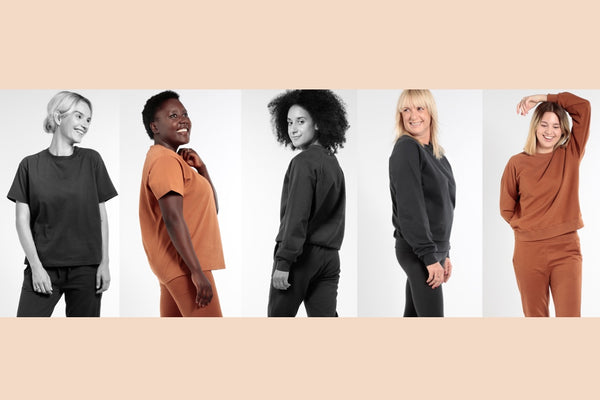 Faces behind the Orbasics collection - 5 inspiring women about selflove, personal superpowers and a better future