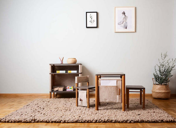 #GOODTHING - Elise from COCLICO designs kids furniture inspired by the Montessori philosophy
