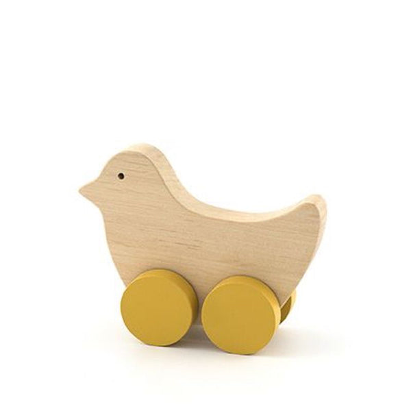 Eco Toy - Pinch Toys - Wooden Bird Maxi - Orbasics
