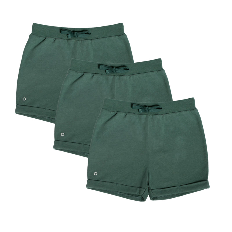 Run around Shorts bundle of 3 Orbasics