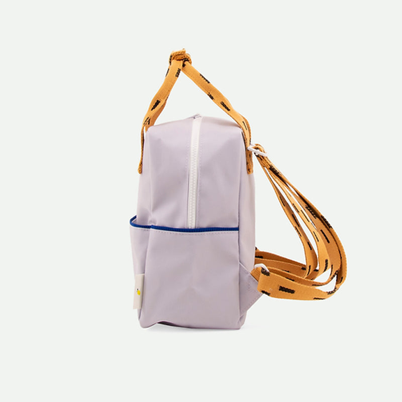 Small Backpack - sprinkles lavender | Sticky Lemon