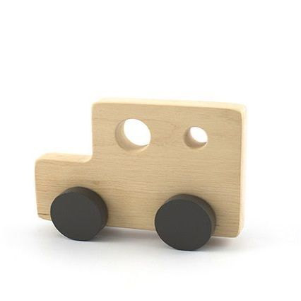 Wooden Van Toy - Pinch Toys
