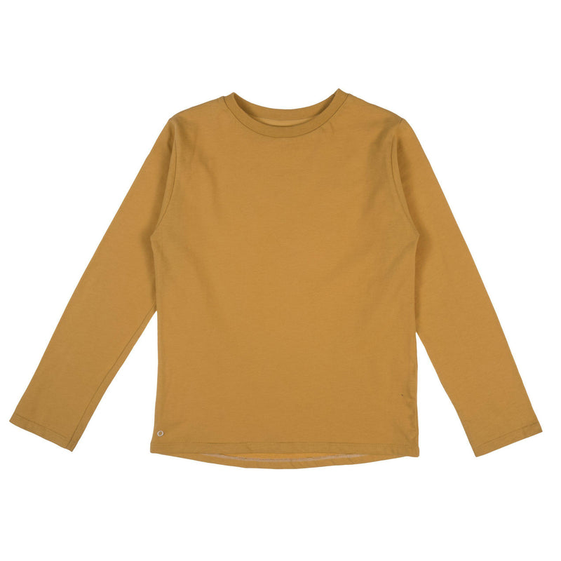 mighty longsleeve honey gold Orbasics
