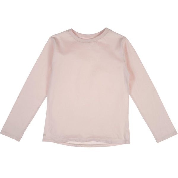 kids longsleeve seashell blush orbasics