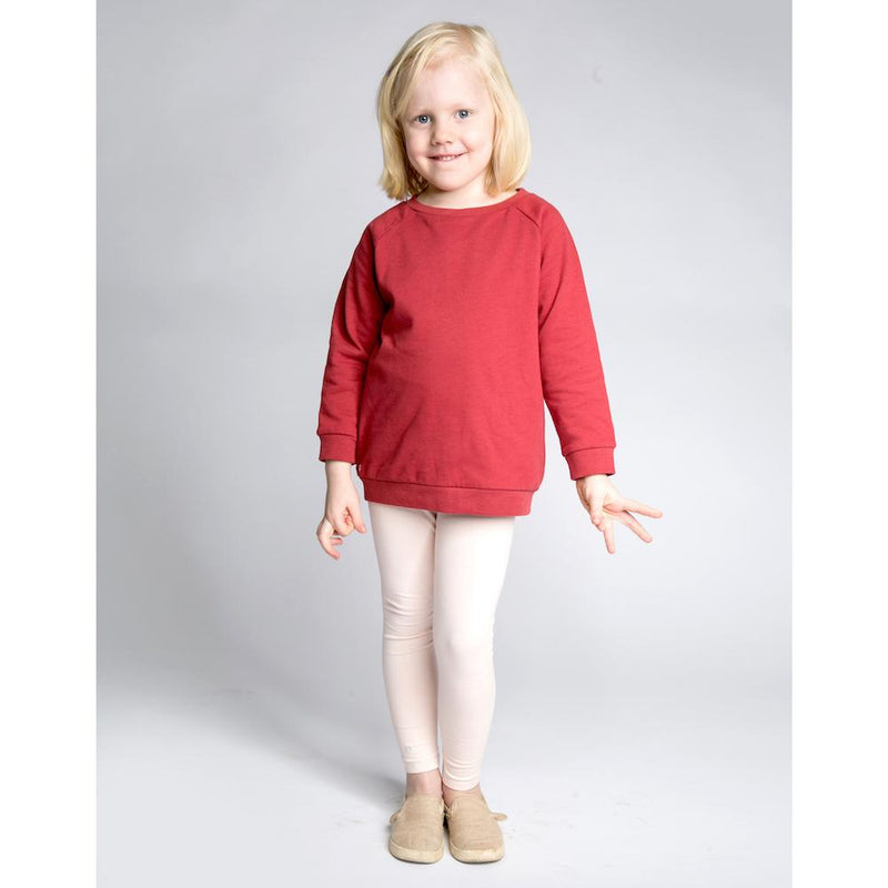 Kids Red Sweater Orbasics
