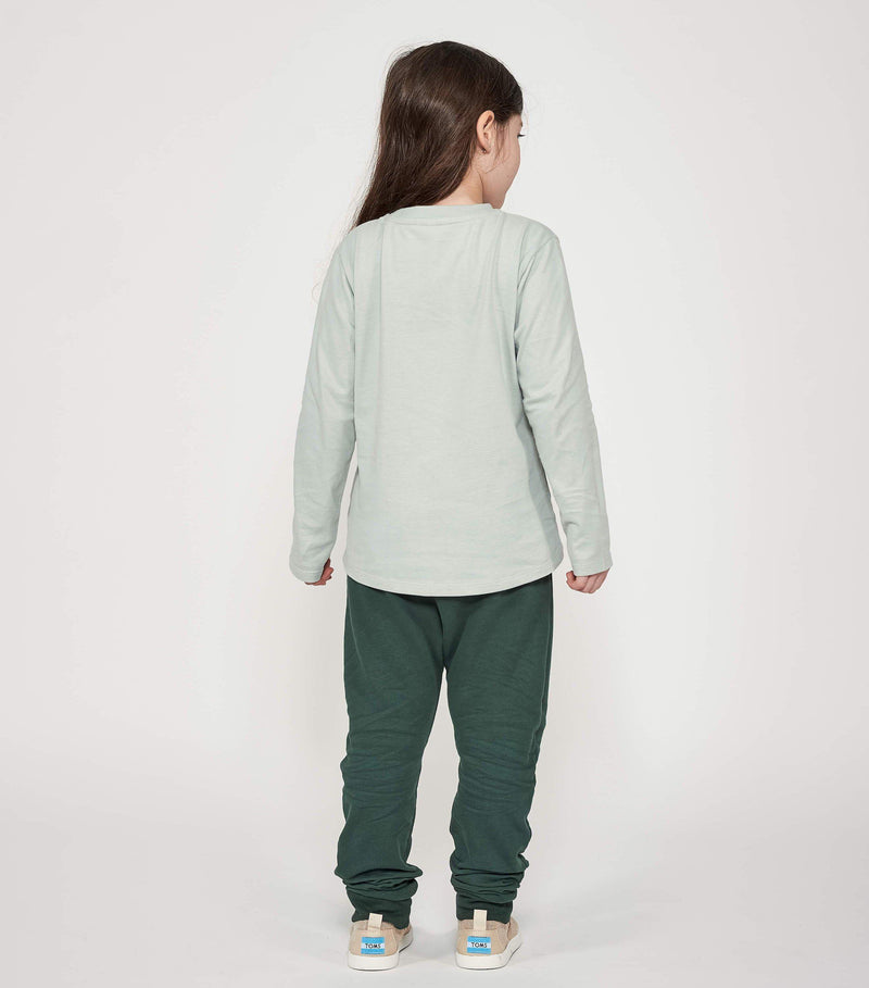 Oh-So-Easy Pants - Forest Green - Orbasics