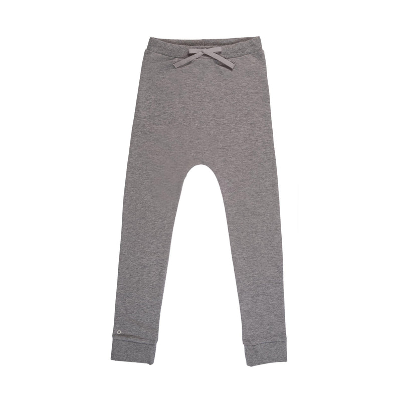 Oh-So-Easy Pants - Midgrey Melange - Orbasics