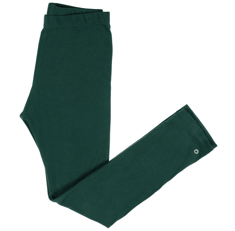 Play-All-Day Leggings - Forest Green - Orbasics