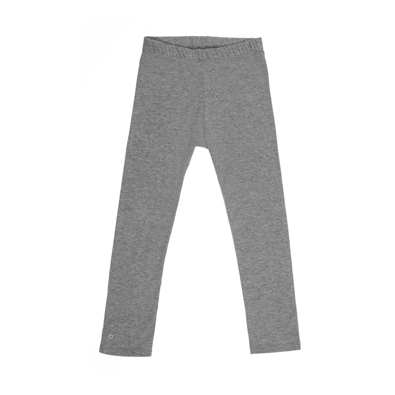Play-All-Day Leggings - Midgrey Melange - Orbasics