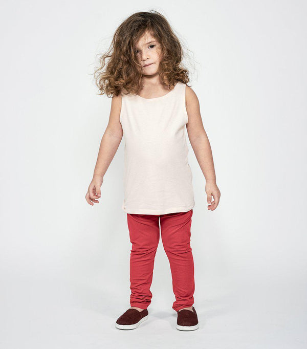 Play-All-Day Leggings - Pomegranate - Orbasics
