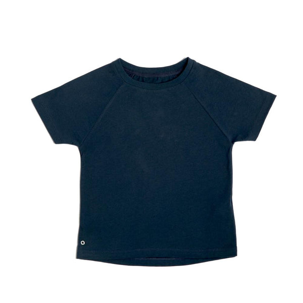 Luxury Tee blue Orbasics