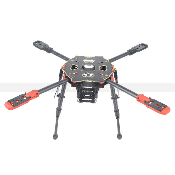 Tarot 650 Sport CF PCB Center Plate Quadcopter Frame Kit with ...
