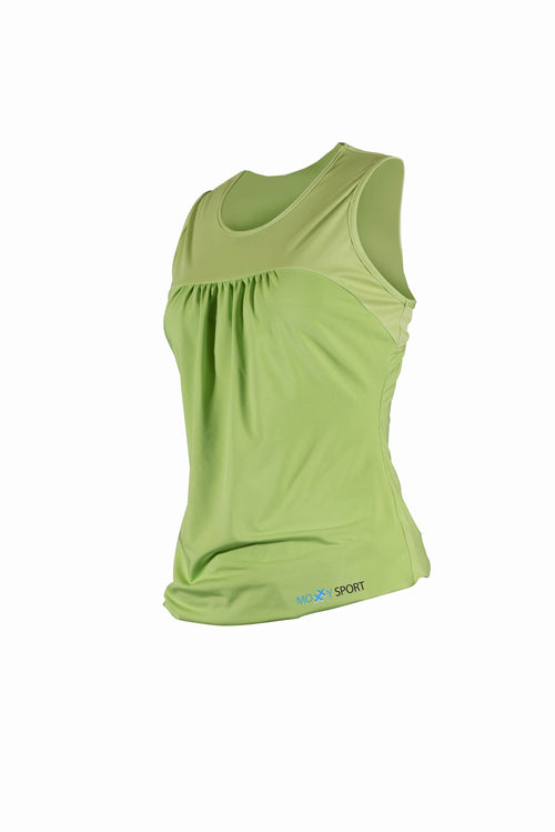 "Ladies' ""Cosmopolitan"" sleeveless tennis top"